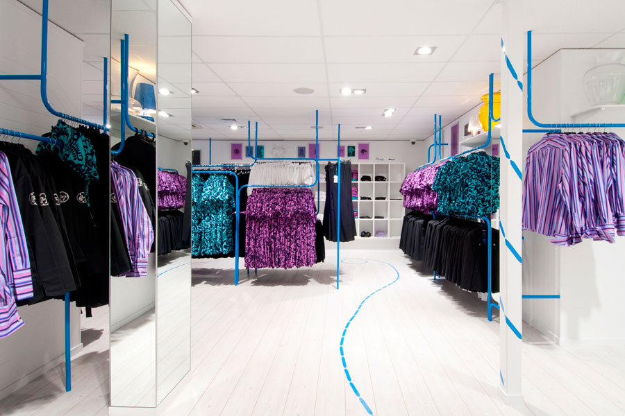 arredamento negozi di abbigliamento roma - Arredamento Negozio Abbigliamento Roma