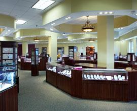 Arredamento gioiellerie roma for Arredamento per gioielleria
